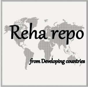 発展途上国リハビリレポーター