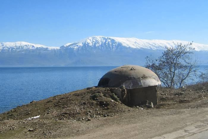 Albania is riddled with decaying Soviet-era bunkers