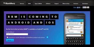 Aplikasi BBM di Android dan iPhone Gratis Tanpa Beli Paket