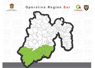 Resultados Región Sur