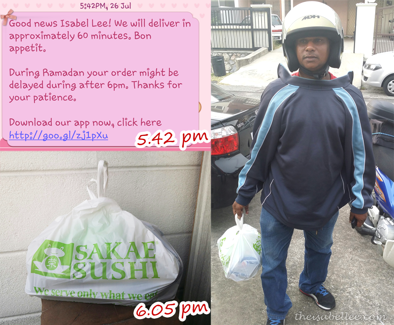 Foodpanda delivery service review
