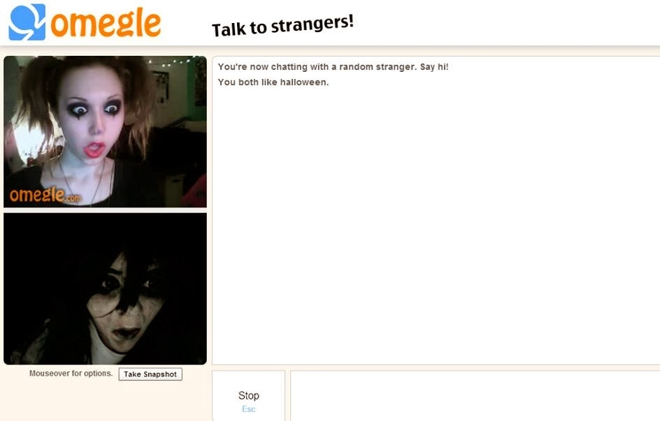 Omegle cam iphone