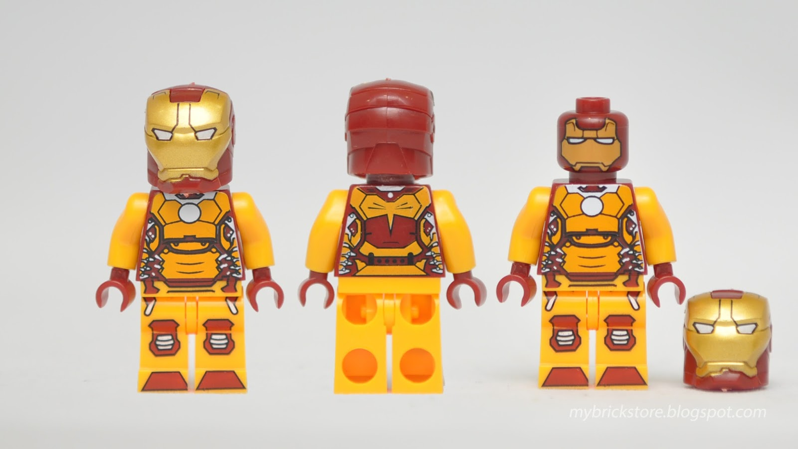 my brick store lego iron man minifigures by duo le pin