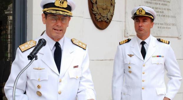 Resultado de imagen para Contraalmirante Raúl F. Viñas.