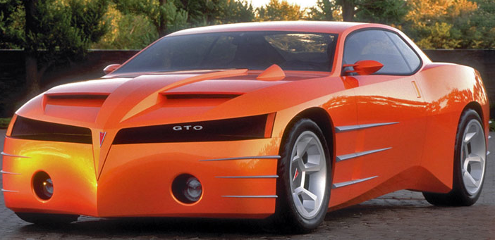 2016 Pontiac GTO Judge