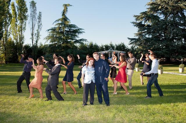 matrimonio con lo sponsor chiara e maurizio foto thriller
