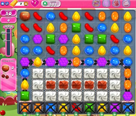 Candy Crush Saga 581