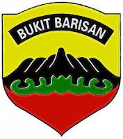 Logo Kodam I Bukit Barisan