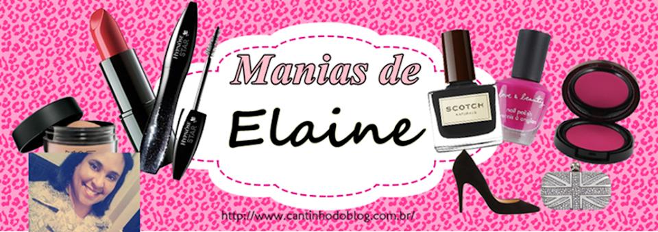 Manias de Elaine *--*