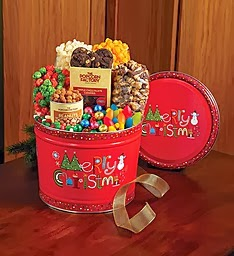 The Popcorn Factory - Christmas Snack Assortment