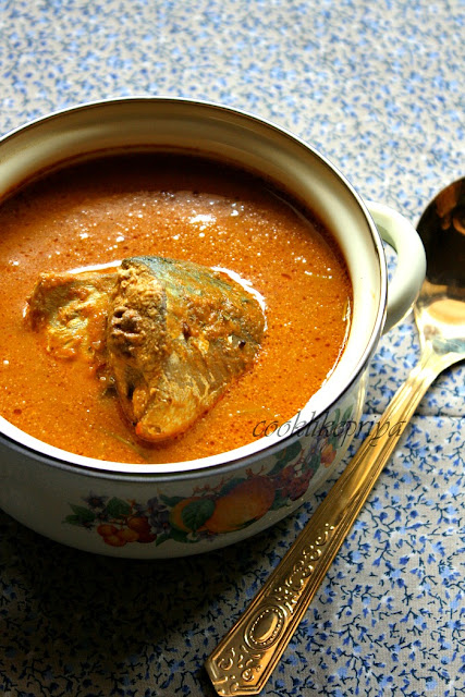 Cook like Priya: Coconut Fish Curry | South Indian Coconut Fish Curry ...