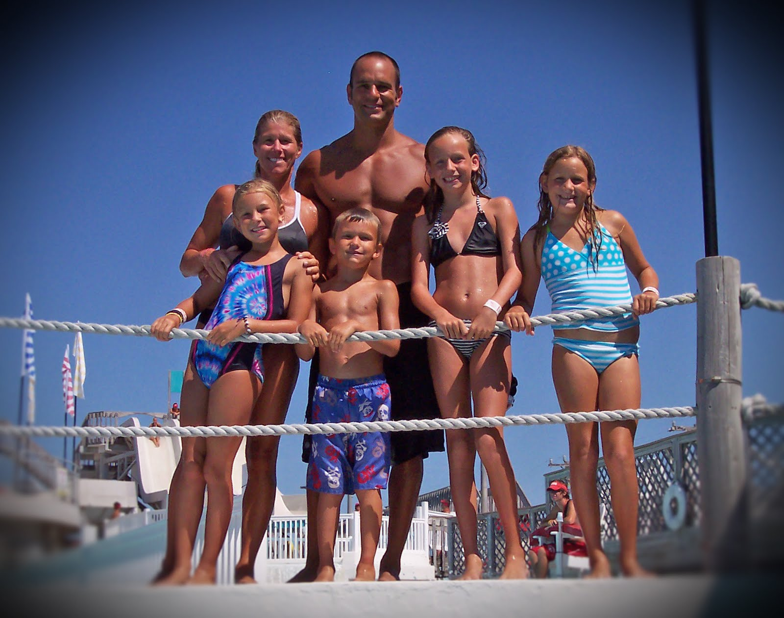 Mya's 9th Birthday at the Water Park