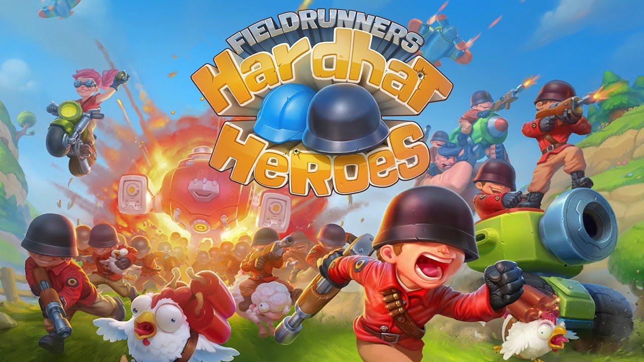 Fieldrunners: Hardhat Heroes