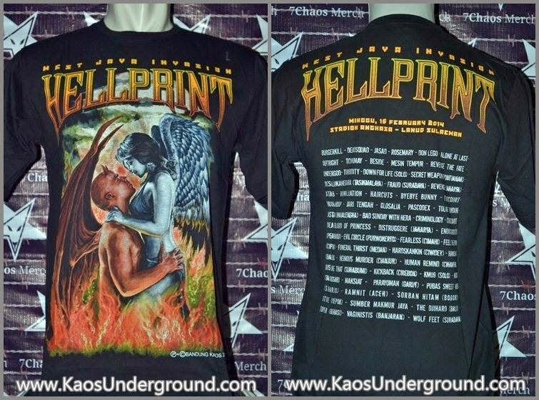 event hellprint west java invation original merch kaos underground