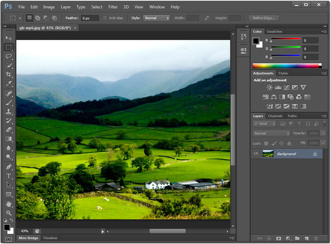 Download Adobe Photoshop Versi Terbaru