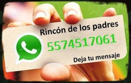 Estamos en whatsapp