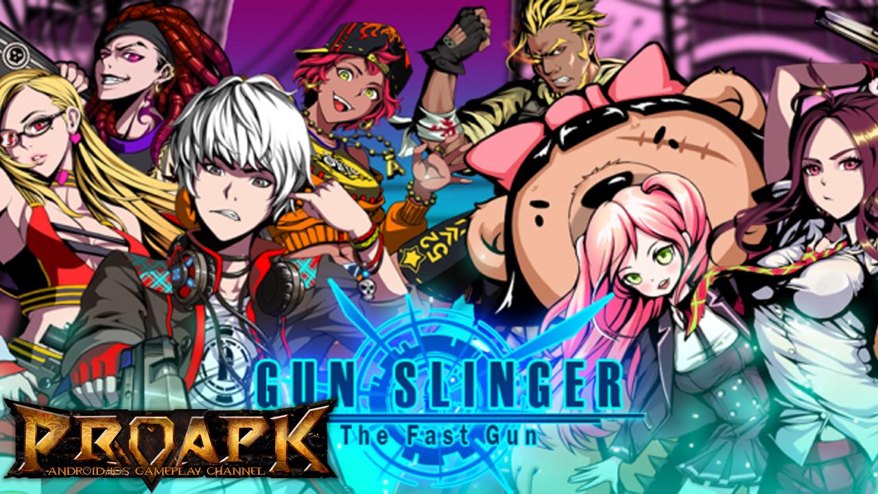 GunSlinger - The Fast Gun