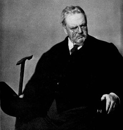 GK Chesterton, santo subito!