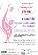 """Exposición:Estereotipos de Hombre Mujer Como nos afectan """":"""