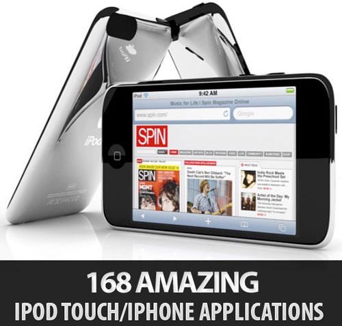 Amazing iPhone ipad Applications