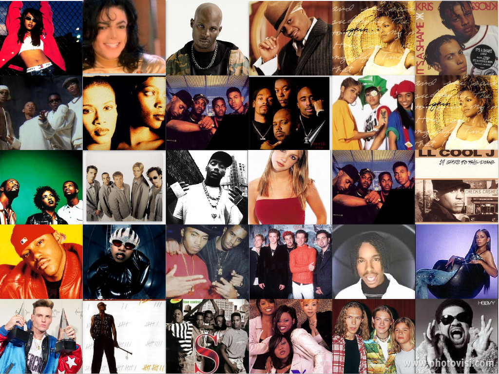 Music in the 1990s 1990s Music