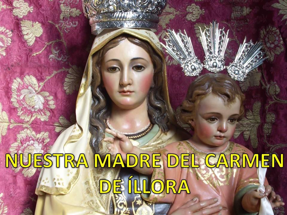 NUESTRA MADRE DEL CARMEN DE ÍLLORA