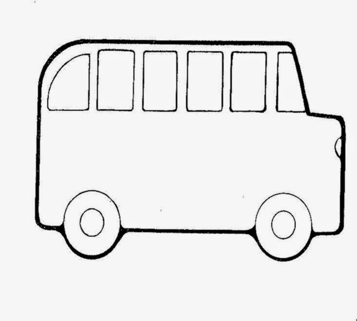 School Bus Coloring Sheet Free Coloring Sheet