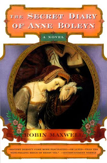 Book Cover The Secret Diary of Anne Boleyn by Robin Maxwell
