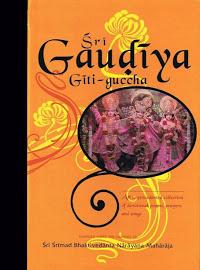 Sri Gaudiya Giti-guccha