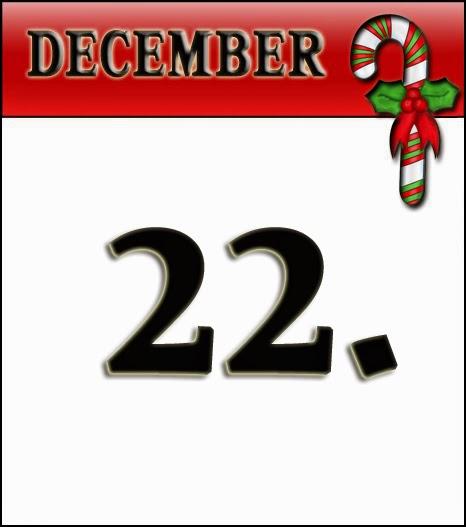 Adventný kalendár - 22. december - Vianočné účesy