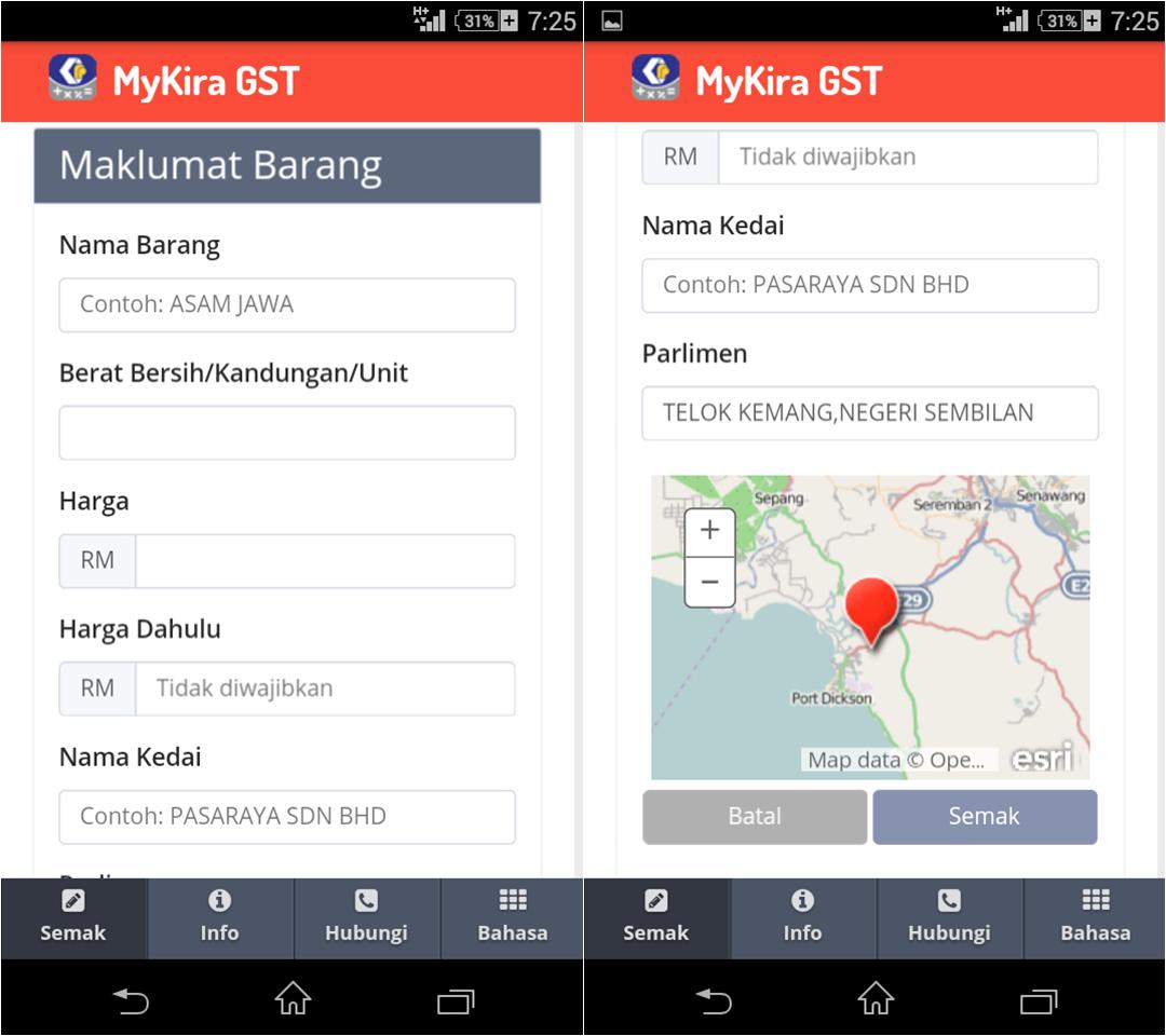 Aplikasi MyKira GST Dilancarkan KPDNKK