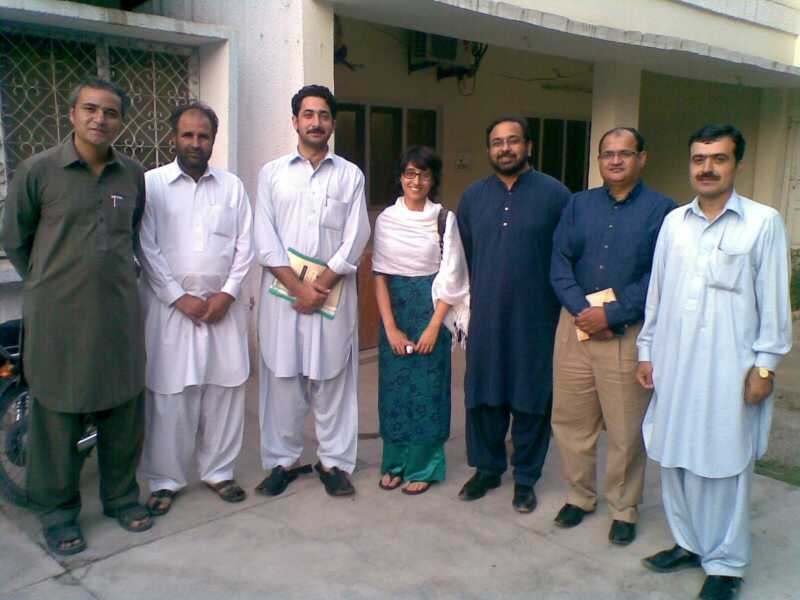 AGAHI: MISHAL PAKISTAN AND TRIBAL UNION OF JOURNALISTS TOmishal