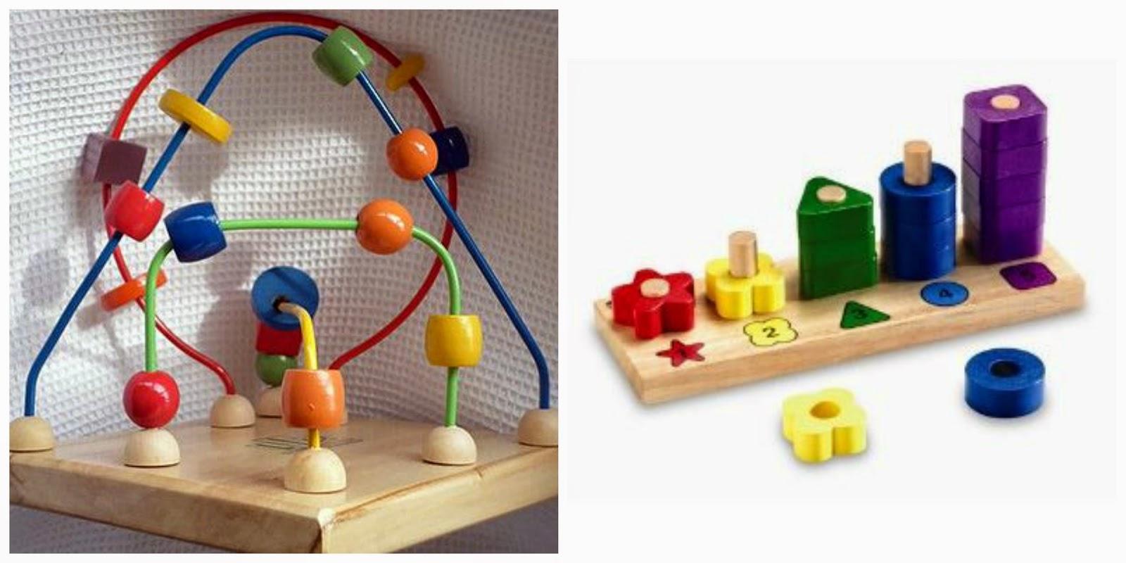 Trumpi juguetes educativos de madera for Casa de juguetes para jardin