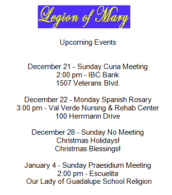 LOM Upcoming Events