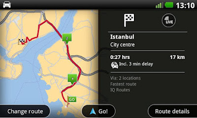 TomTom Turkey Android