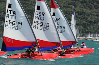 Mondiali Topper. Oro per Vittorio Gallinaro (5.3) e Francesca Ramazzotti (4.2)
