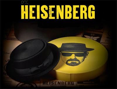 Los 10 sombreros mas famosos del cine y la television - Heisenberg