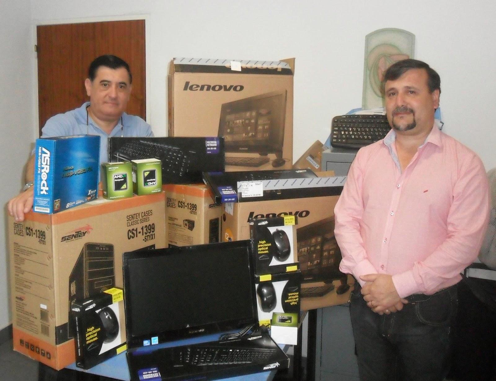 Prensa Municipalidad Jos C Paz Nuevos Equipos