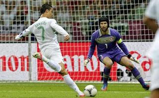 Portugal Masuk Ke Perempat Final UERO 2012