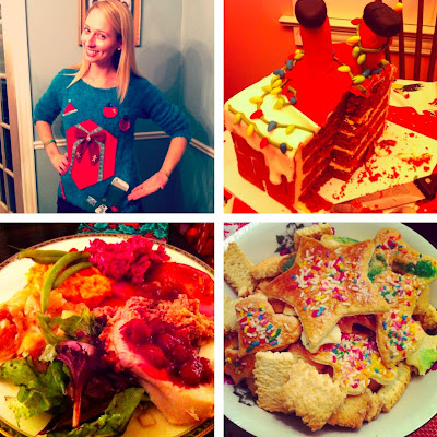 Weekly Roundup - Christmas Sweaters, Cakes, Cookies, & Plates