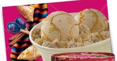 Willow Bee Inspired RSVP No 35 Ice Cream