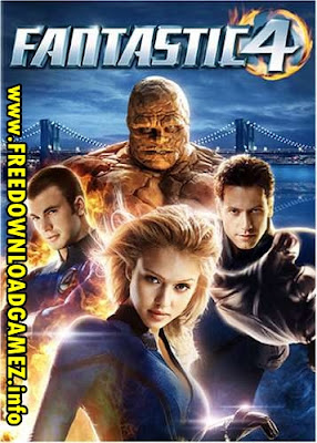 GAME Fantastic 4 Highly Compressed