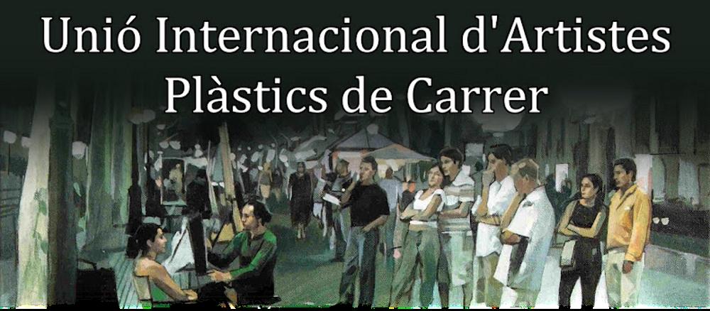 UNIÓ INTERNACIONAL D'ARTISTES PLÀSTICS DE CARRER - Pintors de La Rambla