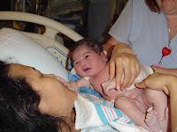 Pemantauan Ibu Bersalin Kala III