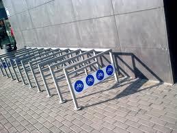В Петербурге будут  созданы для велосипедов перехватывающие парковки