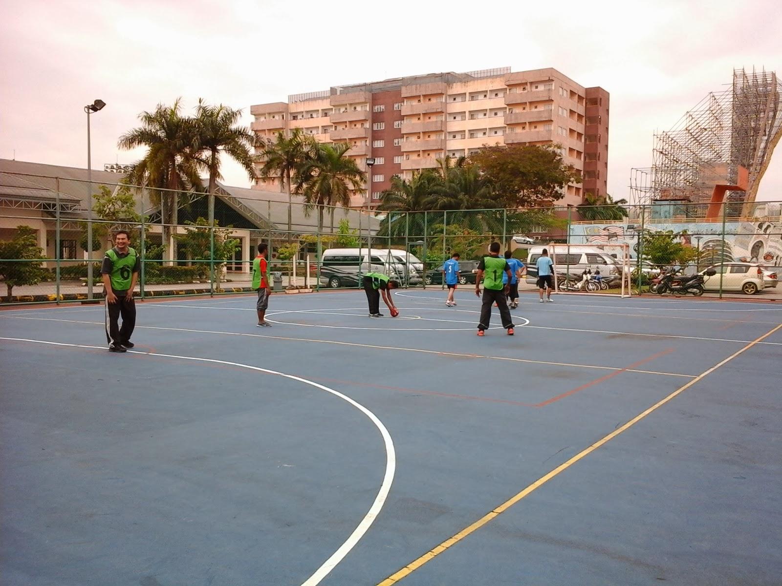 Futsal Muhibbah : Parol WPKL dan JBSN WPKL