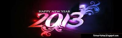 portada de facebook año nuevo 2013
