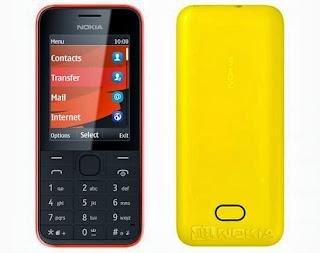 Nokia 207 Rm 954