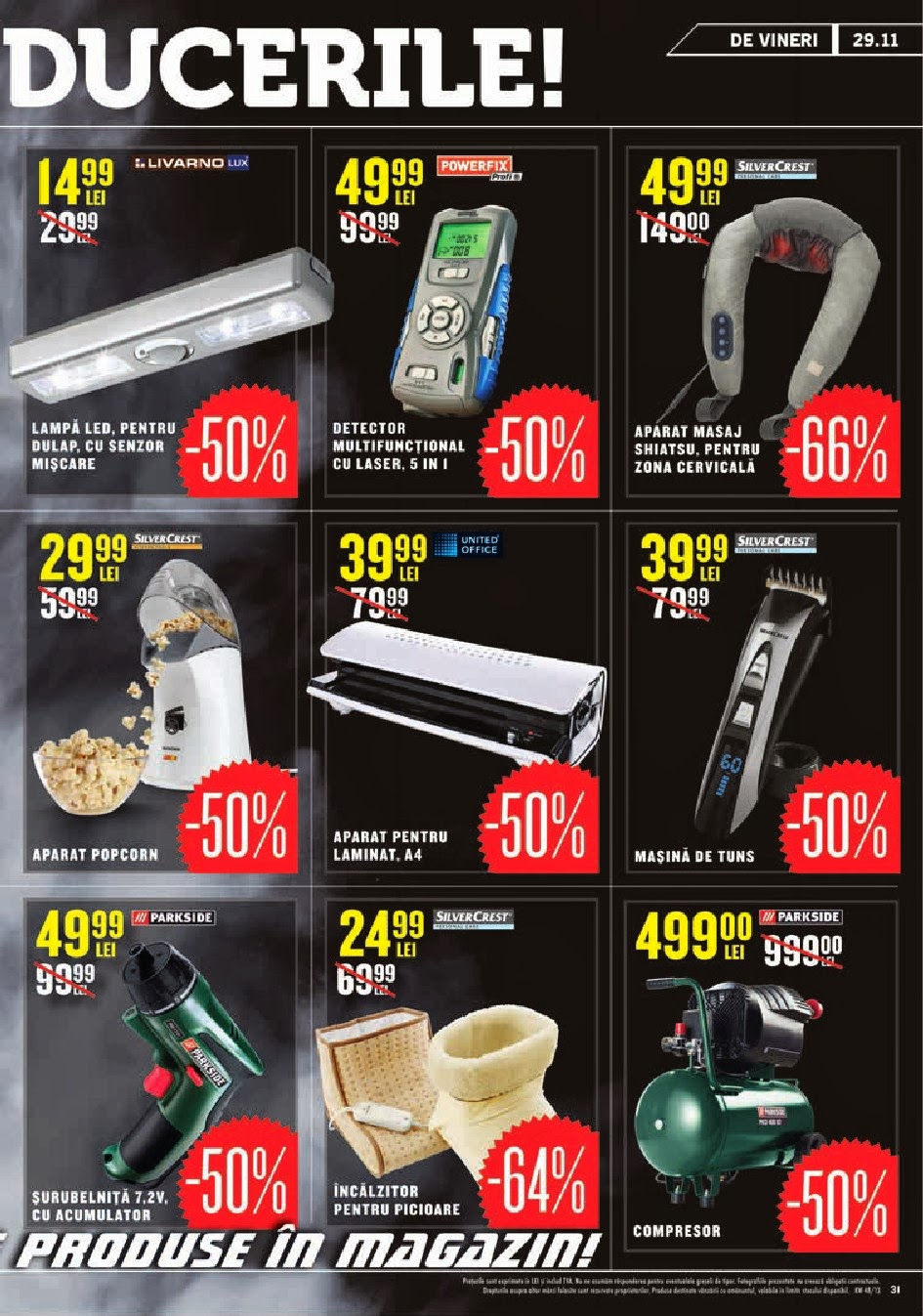 Doar super oferte catalog black friday lidl aiud for Cataleg lidl