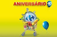 Aniversário Carrefour 40 Anos '1 carrinho por minuto'